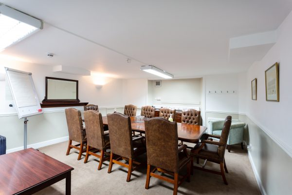 Special meeting room hire for members